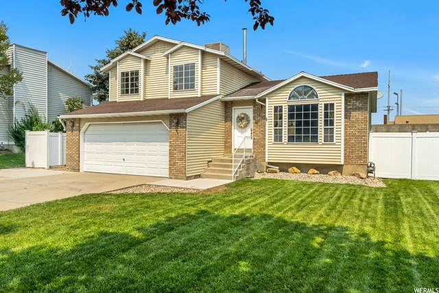 3708 W Christyann Dr S, Taylorsville, UT 84129 (MLS #1763025) :: Lookout Real Estate Group