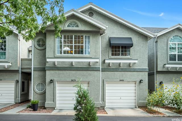 3681 S Solitaire Dr #135, Salt Lake City, UT 84106 (MLS #1763082) :: Lawson Real Estate Team - Engel & Völkers