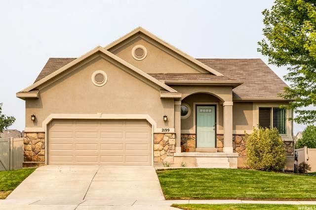 2199 N 2270 W, Lehi, UT 84043 (#1763122) :: Doxey Real Estate Group