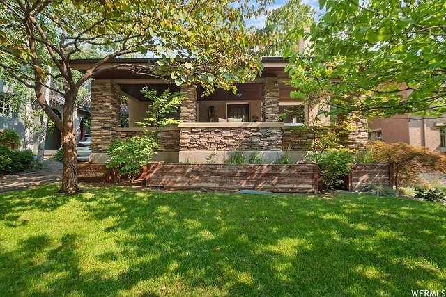 1382 E Perry Ave, Salt Lake City, UT 84103 (#1763154) :: Bustos Real Estate | Keller Williams Utah Realtors