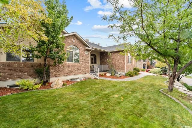 416 E Eagleridge Dr, North Salt Lake, UT 84054 (#1763205) :: Berkshire Hathaway HomeServices Elite Real Estate