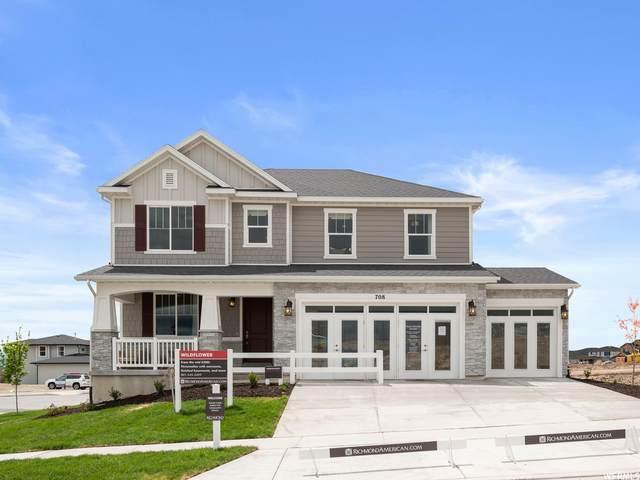 709 W Wild Hyacinth Dr N #236, Saratoga Springs, UT 84045 (#1763208) :: Utah Dream Properties