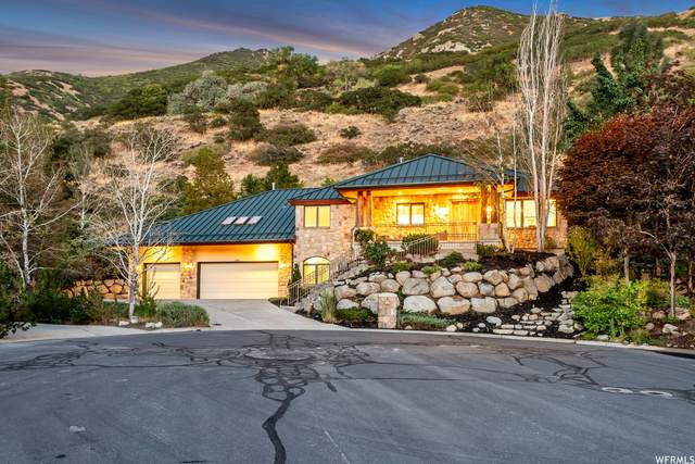 2092 E Bear Mountain Dr, Draper, UT 84020 (#1763258) :: Utah Dream Properties