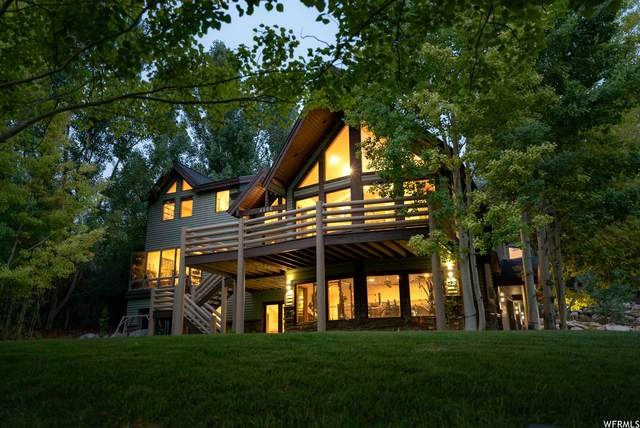 8990 N Upper Lando Ln, Park City, UT 84098 (#1763277) :: Bustos Real Estate | Keller Williams Utah Realtors