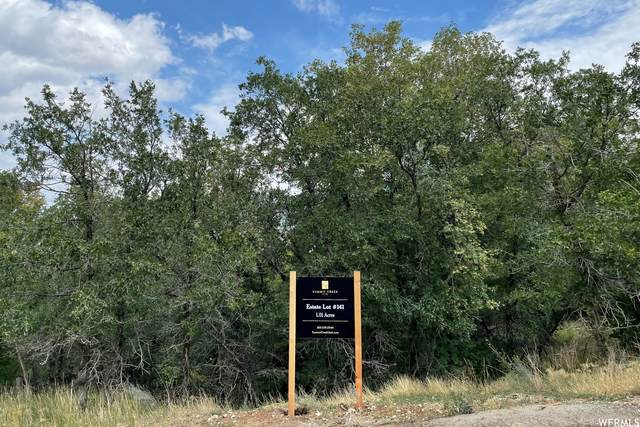25 Deer Mdw #141, Woodland Hills, UT 84653 (#1763279) :: Doxey Real Estate Group