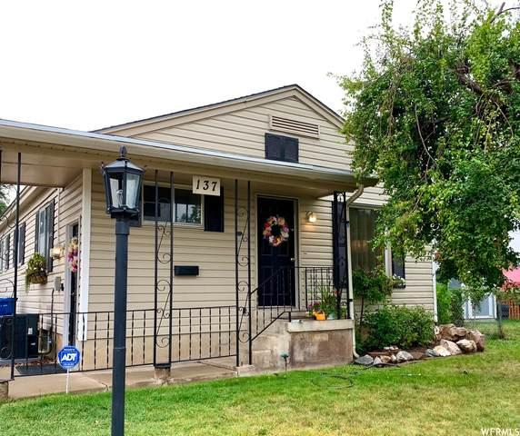137 W 4300 S, Washington Terrace, UT 84405 (#1763318) :: Berkshire Hathaway HomeServices Elite Real Estate