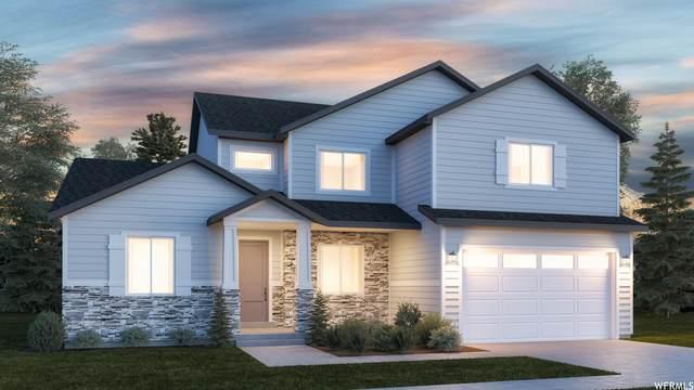 246 Thistle Dr W, Saratoga Springs, UT 84045 (#1763325) :: Bustos Real Estate | Keller Williams Utah Realtors