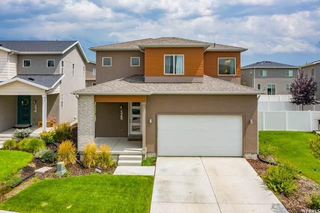 528 N 260 E, Vineyard, UT 84059 (#1763377) :: Berkshire Hathaway HomeServices Elite Real Estate