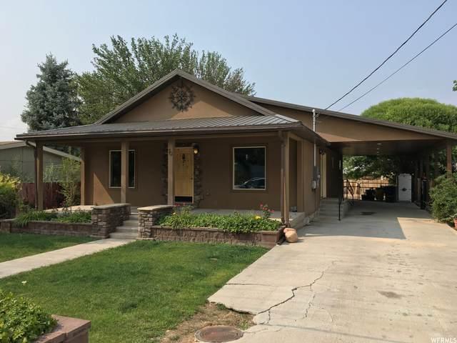 70 W 200 S, Salina, UT 84654 (#1763406) :: Bustos Real Estate | Keller Williams Utah Realtors