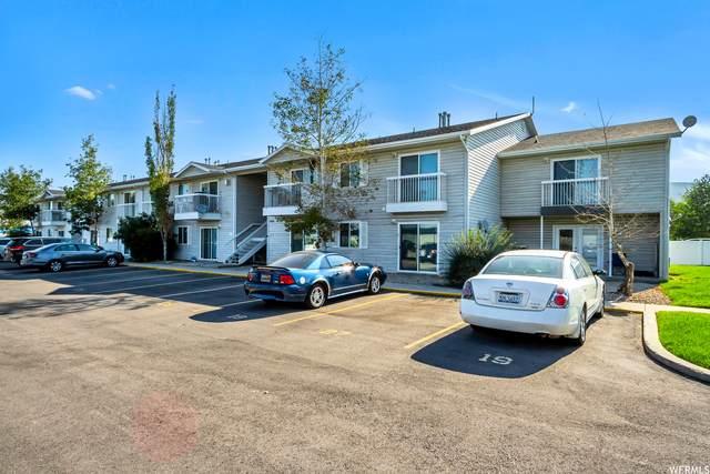 595 S Main St #17, Kamas, UT 84036 (MLS #1763529) :: High Country Properties