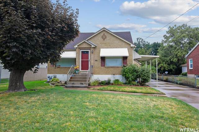 1416 Adams Ave, Ogden, UT 84404 (#1763545) :: Utah Real Estate
