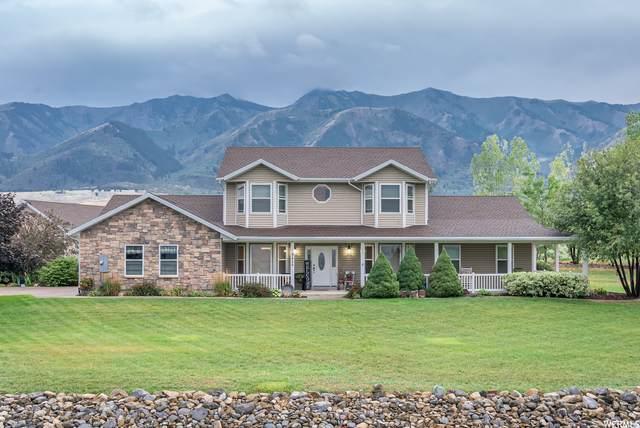 3429 S Highway 23, Wellsville, UT 84339 (#1763700) :: Bustos Real Estate   Keller Williams Utah Realtors