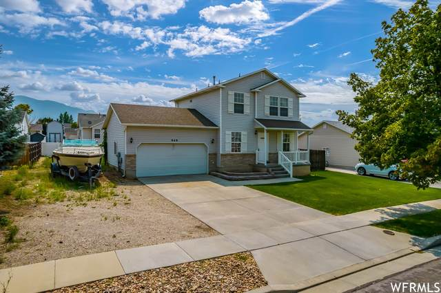949 W 340 S, Tooele, UT 84074 (MLS #1763702) :: Lookout Real Estate Group