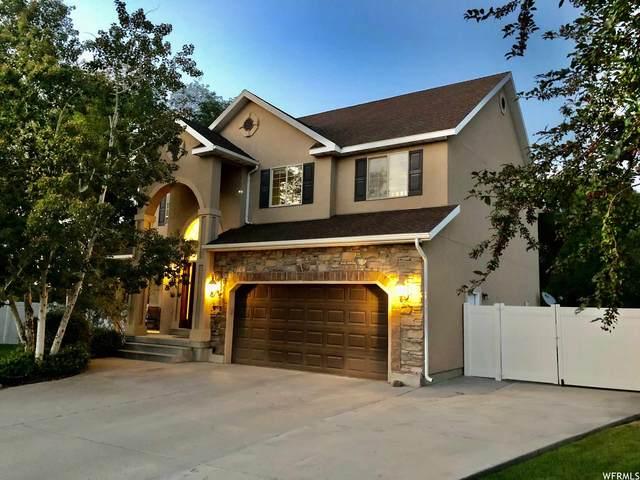 850 W Millrace Park Ln, Salt Lake City, UT 84123 (MLS #1763737) :: Lookout Real Estate Group
