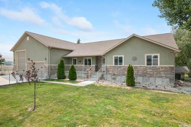 90 S 300 W, Ferron, UT 84523 (#1763755) :: Bustos Real Estate | Keller Williams Utah Realtors