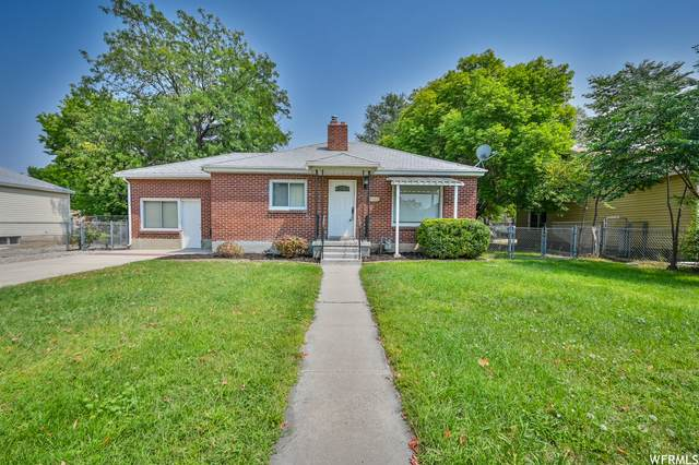 3289 S 3690 W, West Valley City, UT 84120 (MLS #1763763) :: Summit Sotheby's International Realty
