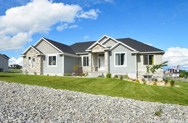 1662 E Spring Court #302, Lake Point, UT 84074 (#1763778) :: Utah Dream Properties