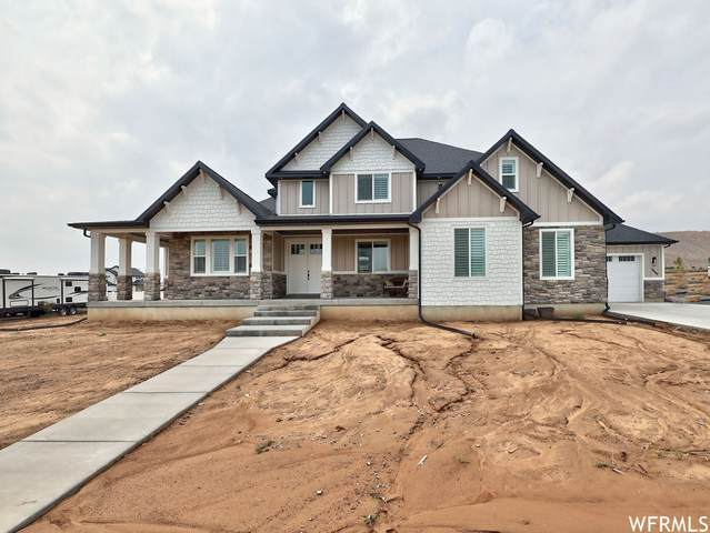 9669 N Duggan Dr #405, Eagle Mountain, UT 84005 (MLS #1763800) :: Lookout Real Estate Group