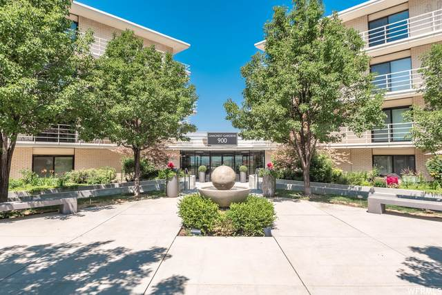 900 S Donner Way #204, Salt Lake City, UT 84108 (MLS #1763829) :: Summit Sotheby's International Realty