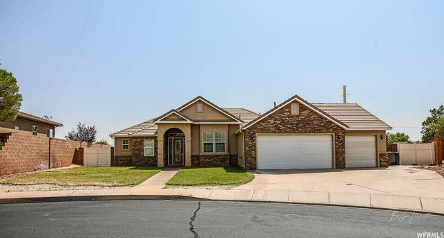 1165 S 375 E, Ivins, UT 84738 (#1763830) :: Doxey Real Estate Group