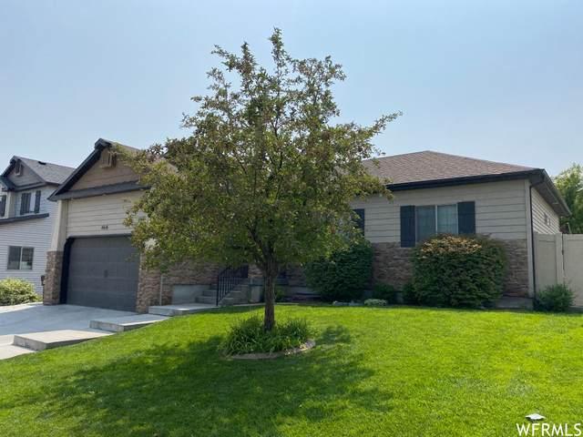 4616 E Brookwood Dr, Eagle Mountain, UT 84005 (#1763846) :: Berkshire Hathaway HomeServices Elite Real Estate