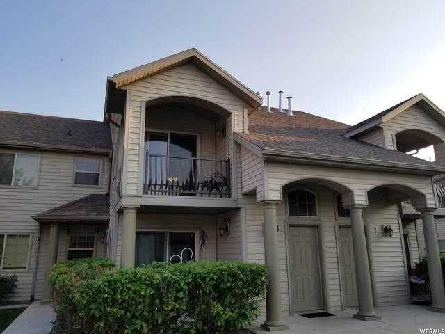 2525 W 450 S #6, Springville, UT 84663 (MLS #1763860) :: Summit Sotheby's International Realty