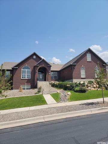 455 E Hillview Dr, Cedar City, UT 84721 (#1763861) :: Utah Dream Properties