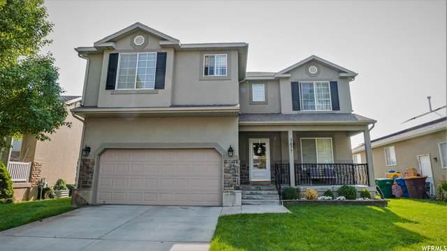 3677 W Newland Loop, Lehi, UT 84043 (#1763862) :: Powder Mountain Realty