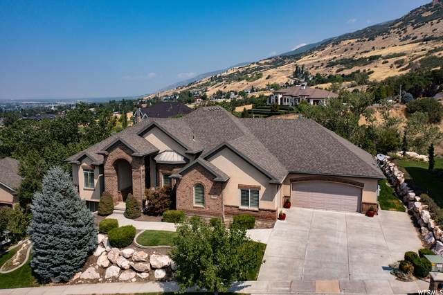 155 Ford Canyon Dr, Centerville, UT 84014 (MLS #1763997) :: Lookout Real Estate Group