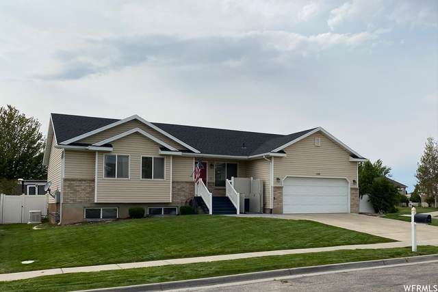 1106 S 2100 W, Syracuse, UT 84075 (MLS #1764020) :: Lookout Real Estate Group