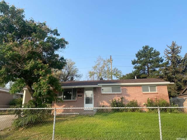 5296 S Charlotte Ave, Salt Lake City, UT 84118 (#1764022) :: Bustos Real Estate | Keller Williams Utah Realtors