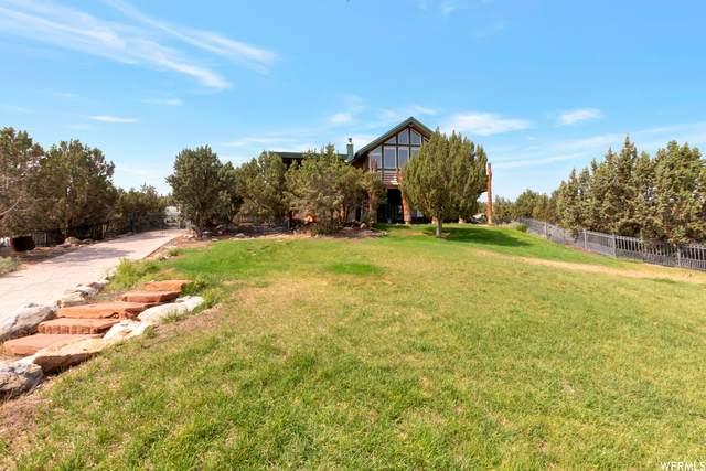 14920 S Shaggy Mountain Rd, Herriman, UT 84096 (MLS #1764046) :: Summit Sotheby's International Realty