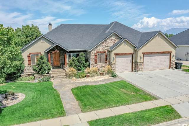 3642 S Inverness Dr W, Syracuse, UT 84075 (MLS #1764048) :: Lookout Real Estate Group