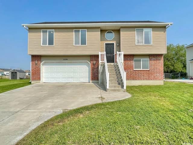 5274 S 4300 W, Hooper, UT 84315 (MLS #1764054) :: Lookout Real Estate Group