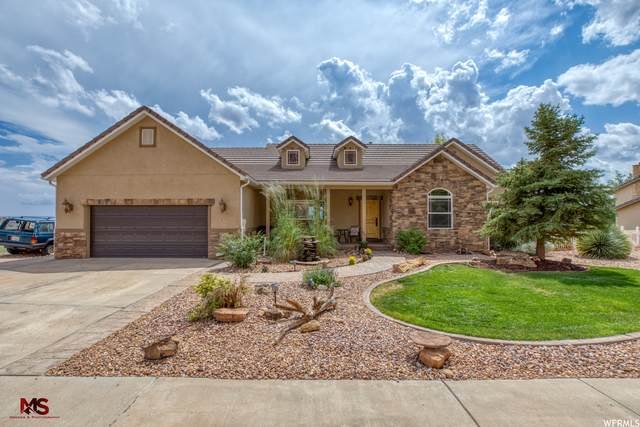 848 E Country Club Dr, Kanab, UT 84741 (#1764059) :: Doxey Real Estate Group