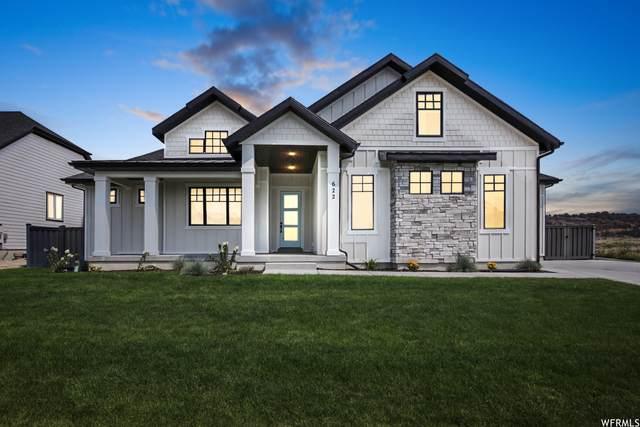 622 N 1490 E, Heber City, UT 84032 (MLS #1764085) :: High Country Properties