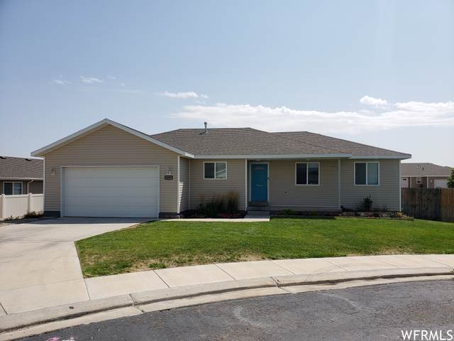 1397 W 975 S, Vernal, UT 84078 (#1764108) :: Doxey Real Estate Group