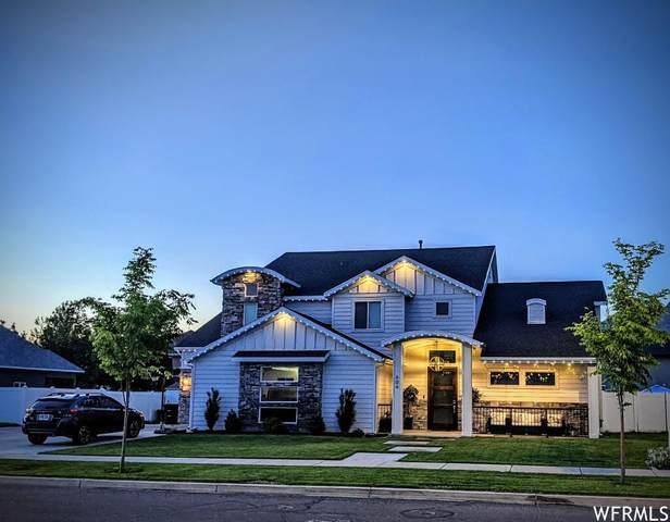 604 W 250 N, Springville, UT 84663 (#1764110) :: Real Broker LLC