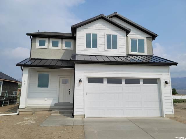 3564 N Finch Ln Lot152, Eagle Mountain, UT 84005 (MLS #1764139) :: Lookout Real Estate Group