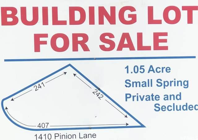 1410 Pinion Ln, Oakley, UT 84055 (MLS #1764150) :: High Country Properties