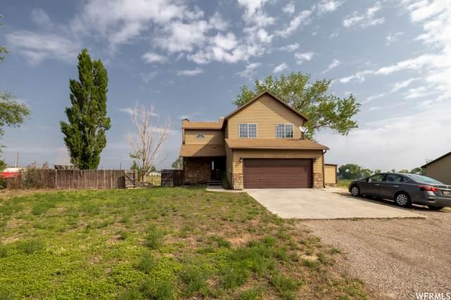 41 E 4800 S, Vernal, UT 84078 (#1764180) :: Pearson & Associates Real Estate