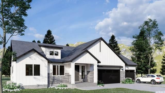 4841 W Ridge Rock Cir S #9, Herriman, UT 84096 (#1764187) :: Utah Dream Properties