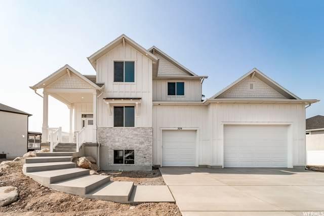 456 E 3675 N, North Ogden, UT 84414 (#1764310) :: Berkshire Hathaway HomeServices Elite Real Estate