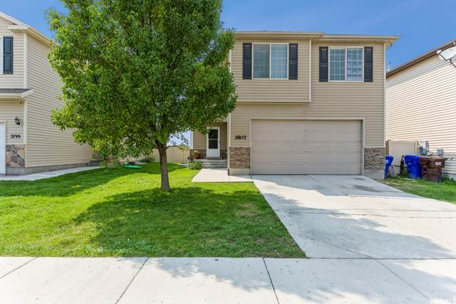 3807 N Tumwater West Dr W, Eagle Mountain, UT 84005 (MLS #1764315) :: Lookout Real Estate Group