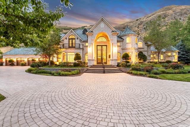 1201 N Oak Forest Rd, Salt Lake City, UT 84103 (#1764326) :: Pearson & Associates Real Estate