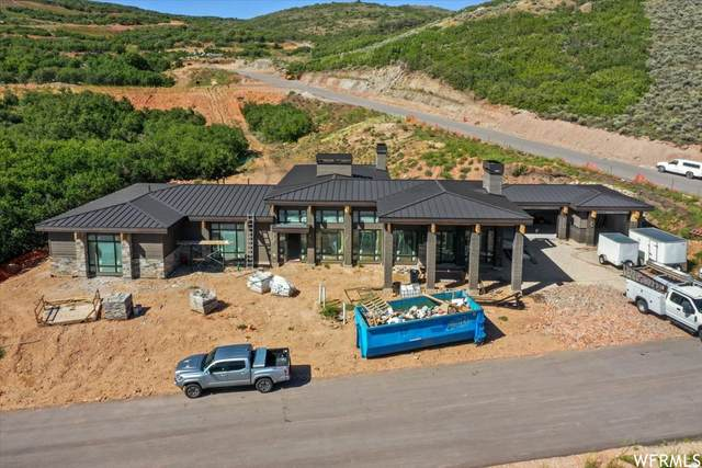 10853 N Golden Eagle Rd #1, Hideout, UT 84036 (MLS #1764340) :: Lookout Real Estate Group
