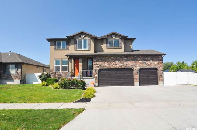 4079 S 3325 W, West Haven, UT 84401 (MLS #1764361) :: Lookout Real Estate Group