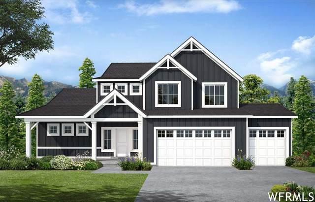 2060 E Shelby Rd N #1127, Lake Point, UT 84074 (#1764365) :: Powder Mountain Realty