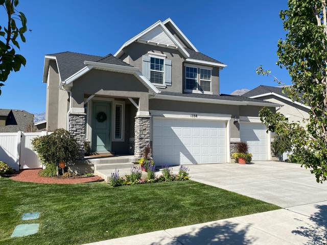 1598 W Brookview Dr, Lindon, UT 84042 (MLS #1764378) :: Lookout Real Estate Group