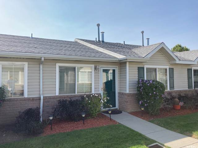 3227 S 1565 W 9B, West Valley City, UT 84119 (#1764400) :: Exit Realty Success